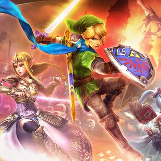 3x02 Hyrule Warriors