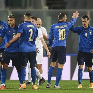Amichevoli: con due gol per tempo la Nazionale liquida la pratica Estonia