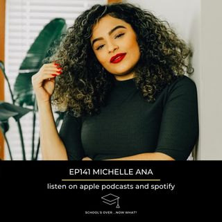 Ep.141 Michelle Ana: The Power Of Vulnerability