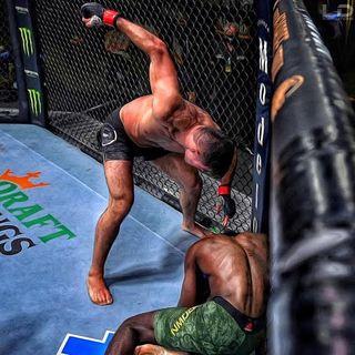 Brunsen vs Shahbazyan - UFC Fight Night Vegas 5