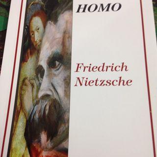 ECCE HOMO de Friedrich Nietzsche