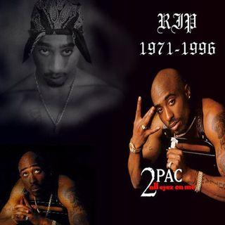 Tupac Shakur. Sein Leben, sein Vermächtnis. Ein Talk mit Franky, C-Rebell-um und NEOFiT