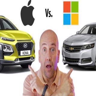 Vuelve la batalla Microsoft vs Apple  (Appleaks 4)