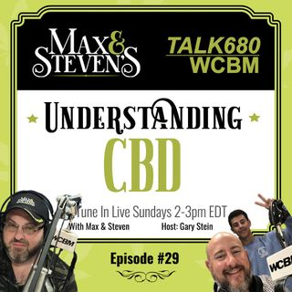 Maryland Hemp Farms and How CBD Oil Reduces Anxiety – Episode 29