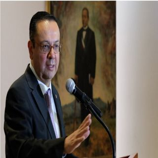 Germán Martínez solicita regreso al Senado