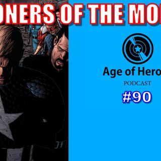 Prisoners of the Moment | Age of Heroes #90