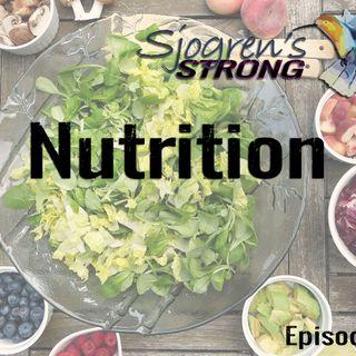 Nutrition & Living Sjogren's Strong
