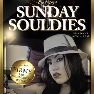 #43 Sunday Souldies
