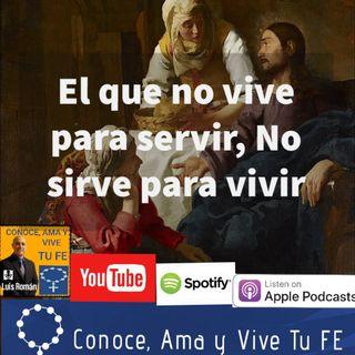 Bono: El que no vive para servir, no sirve para vivir. Grabada en vivo