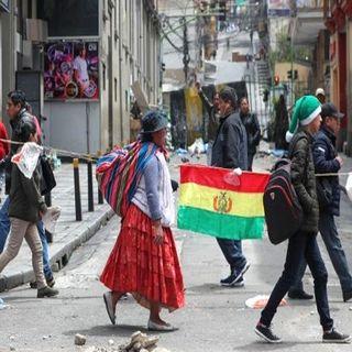 México y Uruguay piden elecciones libres y transparentes en Bolivia