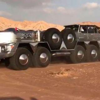 ¿Cual es el carro más grande del mundo?