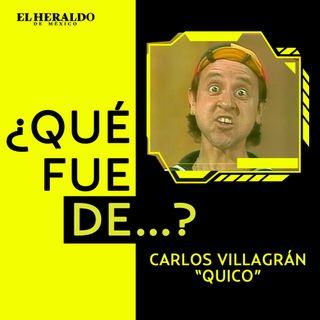 ¿Qué fue de...? Carlos Villagrán