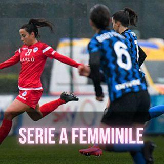 Special Serie A Femminile: intervista a Nausica Costantini
