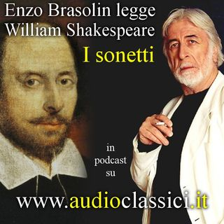 Enzo Brasolin Legge i Sonetti di William Shakespeare