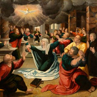 Day 1 - Novena to the Holy Spirit - The Gift of the Holy Ghost