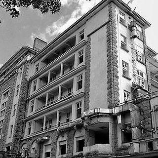 E02| El Sanatorio de La Marina