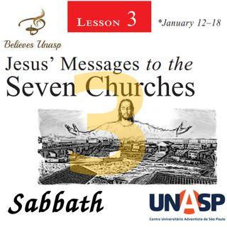Sabbath School Jan-12 Sabbath