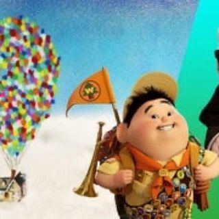 va: from the film up , good afternoon my name is Rusell
