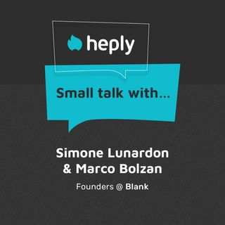 Small Talk With...blank
