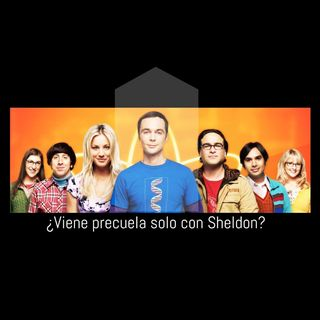 ¿se queda solo Sheldon?
