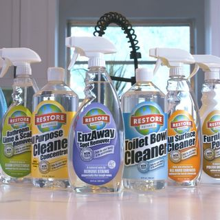 True PLANT-BASED Cleaning: Restore Naturals