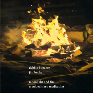 Deep Energy 104 - Moonlight and Fire - A Guided Sleep Meditation - Music for Sleep, Meditation, Relaxation, Massage, Yoga, Reiki, Studying,