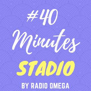 #40minutes STADIO