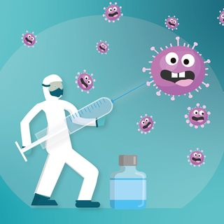 Super Vacuna contra el Covid  (pero...)