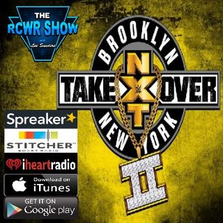 WWE NXT Takeover Brooklyn 2 Aftershow
