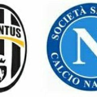 Juventus-Napoli Tim Cup-reaction