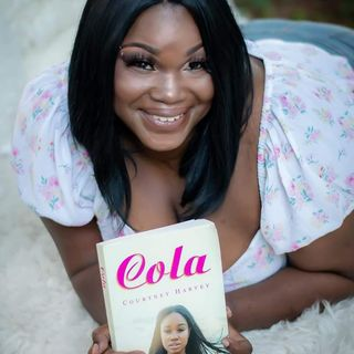 "Mississippi Author Courtney Harvey Stops By  To Discuss Her New Book Titled  ""Cola"""