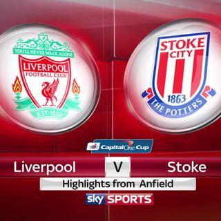 Liverpool-Stoke City