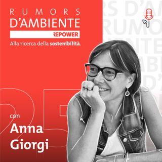 Anna Giorgi – Un futuro sostenibile per la montagna