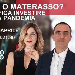 2021-08 Edufin - Investire durante la Pandemia: Mattone o Materasso ? Live Twich + Q&A