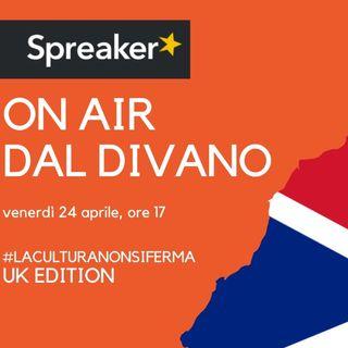 On Air dal Divano - UK edition