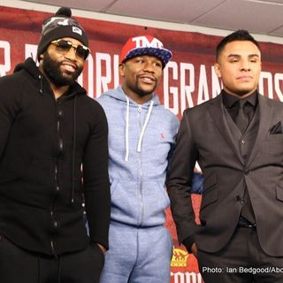 Inside Boxing Weekly:Adrien Broner-Adrian Granados Preview!