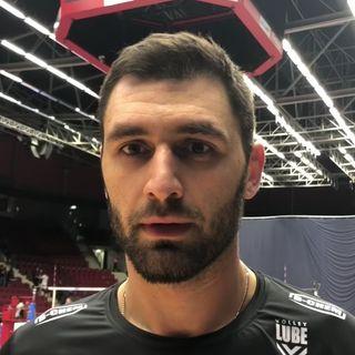 """Champions League: Sokolov top scorer. """"Abbiamo giocato bene, abbiamo sbagliato poco e siamo stati in campo fino alla fine"""""""
