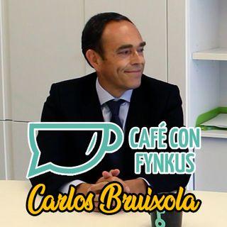 Un café  con Carlos Bruixola, Abogado