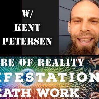 Nature of Reality, Spiritual Awakening, Manifestation and Breath Work with Kent Petersen