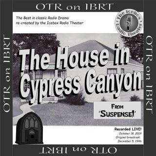 Frozen Frights - The House in Cypress Canyon