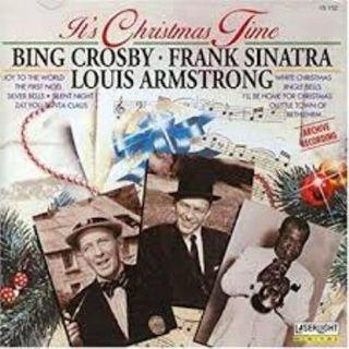 Frank+ Bing + Louis - It's Christmas time