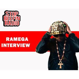 RAMEGA INTERVIEW ON STOP BEEFIN RADIO WITH MATTHEW SIMS