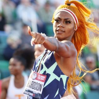 Sha'Carri Richardson & The 2021 Olympics