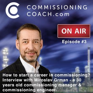 #3 - How to start a career in commissioning?