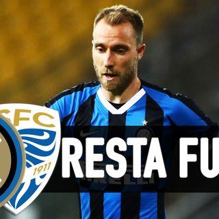Eriksen FUORI? Inter Brescia: ultime news e probabili formazioni