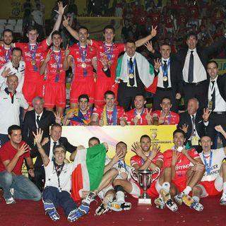 Da Radio Dolomiti: ultimi punti Finale Mondiale per Club 2012 - Trento-Cruzeiro 3-0 a Doha