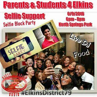 Monica Elkins House District 79 (Selfie Support) BLOCK PARTY!