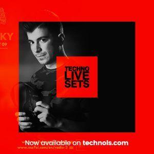 Tech House: Mayk Washowsky - MO7AI Radio, Podcast 09