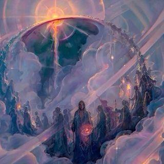 58. La creazione del mondo nel Silmarillion