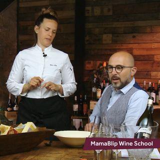 Garda Doc   Poché egg Asparagus and Piave Fondue Cheese   Wine Pairing with Filippo Bartolotta